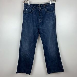 7FAM A Pocket Relaxed Fit Jeans 33 U3910